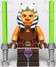 STAR WARS lego AHSOKA TANO jedi KNIGHT padawan GENUINE clone wars 75046 75013