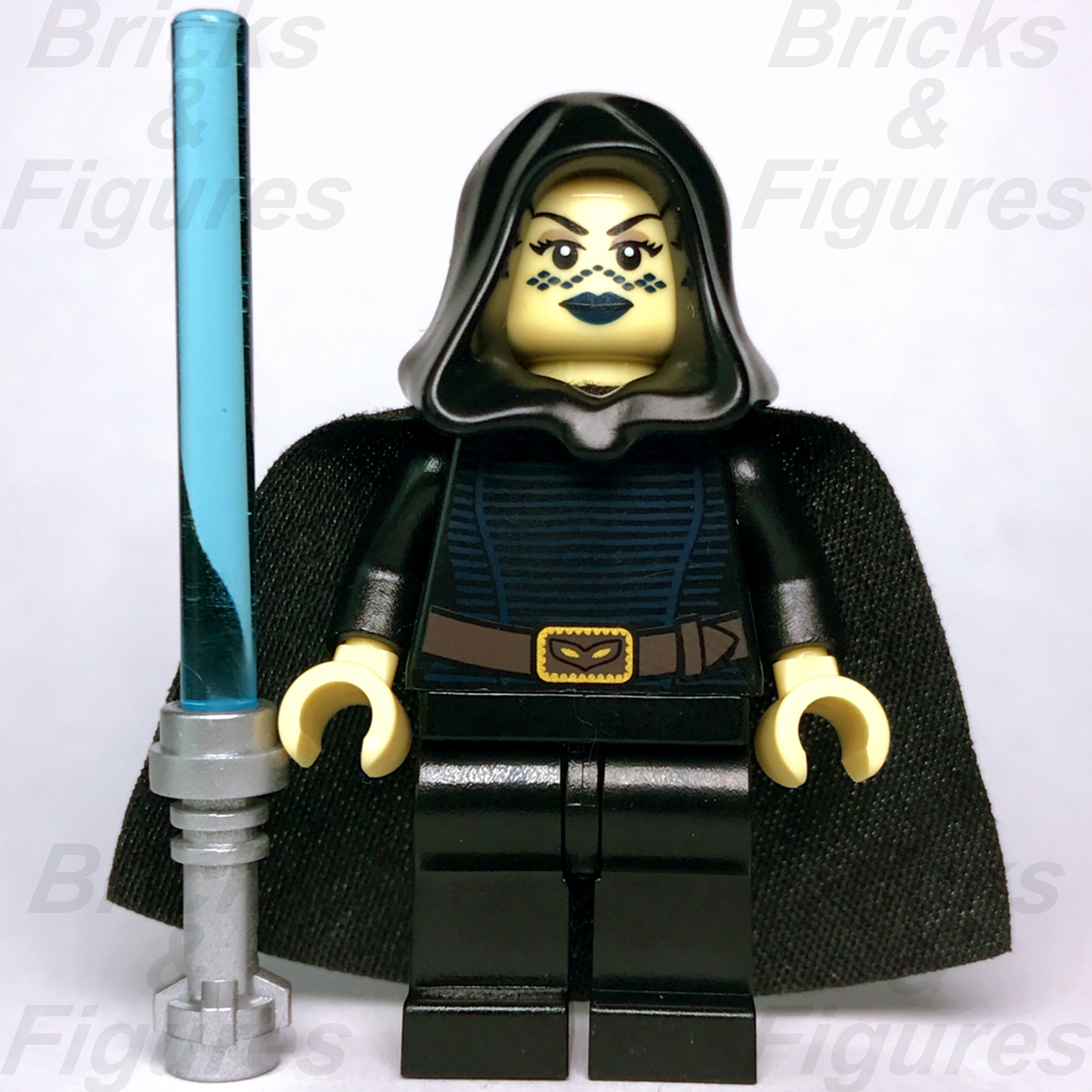Lego Star Wars Barriss Offee  Minifigure  From Set 8091 LEGO Minifiguren LEGO Bau- & Konstruktionsspielzeug